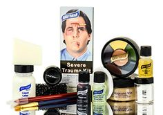 Graftobian Professional Makeup Deluxe Severe Trauma Kit * See this great product.