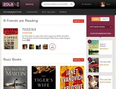 """New Social eBooks Retailer Zola Books Launches Private Beta, Raises $1M From Prominent Authors"" by Frederic Lardinois"