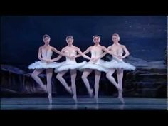 ▶ Tchaikovsky - Swan Lake - Dance of the Little Swans - YouTube