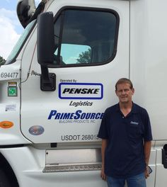 """""""Proud to be a truck driver"""" - Highlighting another of our wonderful drivers at Penske Logistics as a part of National Truck Driver Appreciation Week. Penske Logistics is hiring safe, professional truck drivers right now. Appy online at gopenske.com/drivers or apply by phone 1-855-CDL-PENSKE. #trucking #truckers #NTDAW Global Supply Chain, Truck Drivers, Be Proud, Used Trucks, Career Opportunities, Appreciation, Transportation, How To Apply, Phone"""