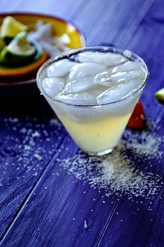 Habanero Margarita - Habanero Infused Tequila: 1 bottle of Patron silver tequila, 1 fresh orange habanero pepper -- Per Margarita: juice of 2 limes, 1 1/2 oz habanero infused tequila, 1/2 oz orange liquor, 1 tbsp agave syrup