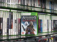 "Assassin's Creed Revelations - GRA XBOX 360 Sklep ""ALFA"" Opole 056 - AlleOpole.pl (Opole)"