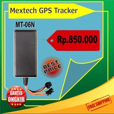 Gps tracker GT06New