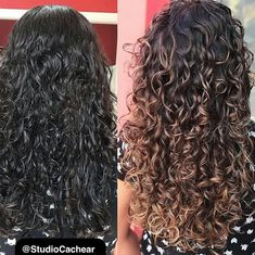Hairstyles For Round Faces .Hairstyles For Round Faces Ombre Curly Hair, Curly Hair Braids, Brown Curly Hair, Colored Curly Hair, Curly Hair Tips, Wavy Hair, Dyed Hair, Curly Hair Styles, Highlights Curly Hair