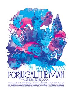 GigPosters.com - Portugal. The Man