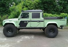 Land Rover Defender '60'