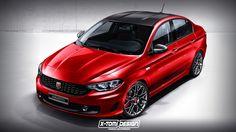 X-Tomi Design: Fiat Aegea Abarth