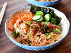 California Roll Bowls Recipe | Ree Drummond | Food Network Asian Recipes, Healthy Recipes, Ethnic Recipes, Tasty Meals, Asian Foods, Chinese Recipes, Healthy Meals, California Roll Sushi, Food Network Recipes