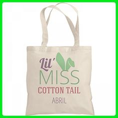 Lil Miss Cotton Tail Abril: Liberty Bargain Tote Bag - Totes (*Amazon Partner-Link)