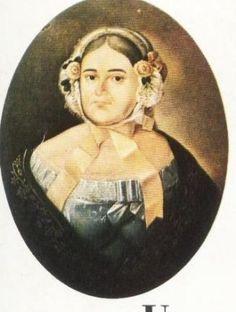 Vargem Alegre, Viscondessa de ; Mariana Cândida da Lima e Silva