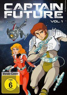 Zum ersten Mal überhaupt kommt die Kultserie digital überarbeitet auf Blu-ray und DVD zu euch nach Hause. Hier gibts alle Infos zu Curtis Newton, alias Captain Future auf DVD und Blu-ray ➠ https://www.film.tv/go/35948  #CaptainFuture