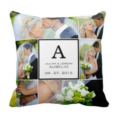 ==> reviews          Wedding Monogram Photo Template Faux Burlap Back Pillows           Wedding Monogram Photo Template Faux Burlap Back Pillows We have the best promotion for you and if you are interested in the related item or need more information reviews from the x customer who are own of ...Cleck Hot Deals >>> http://www.zazzle.com/wedding_monogram_photo_template_faux_burlap_back_pillow-189675137025954630?rf=238627982471231924&zbar=1&tc=terrest