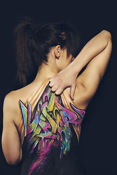 Wiser's 'Graffiti & Fine Art' UK workshop tour | I Love Body Art
