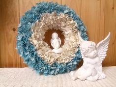 Hanukkah, Wreaths, Target, Home Decor, Manualidades, Decoration Home, Door Wreaths, Room Decor, Deco Mesh Wreaths
