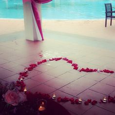 Wedding proposal at matahari terrace on 010114