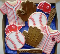 Cute cookies for Father's Day.