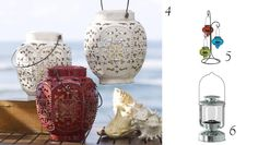 shopping ideas, outdoor decor, patio, lantern, lighting, summer party