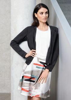#Sporty & Chic: #Look von #Cinque #Frühjahrsommer2015 #Fashion #Reischmann #womenswear