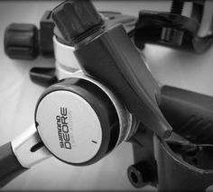 Shimano Deore II DX SL-MT62 Vintage Thumbshifters, great condition - £60