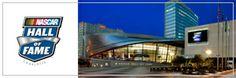 Nascar Hall of Fame, Charlotte, North Carolina
