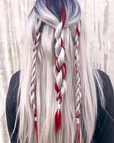 Amazing Braided Hairstyles, Braid Hairstyle Ideas for Medium & Long Hair hairstyles medium 10 Amazing Braided Hairstyles for Long Hair - 2020 Women Hair Styles Summer Hairstyles, Braided Hairstyles, Cool Hairstyles, Hairstyle Ideas, Hair Ideas, Female Hairstyles, Gorgeous Hairstyles, Holiday Hairstyles, Hairstyles 2018
