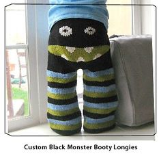 Cranky Pants... oh these are so cute!!! Hayden may end up with a pair of these I LOVE THEM!