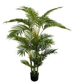 Arekapalme Deluxe 130cm DA Kunstpalmen künstliche Palmen Arecapalme