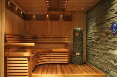 iki kiuas - Google-haku Outdoor Sauna, Outdoor Decor, Electric Sauna Heater, Fairytale House, Finnish Sauna, Caravan Renovation, Home Projects, Tiny House, Cabin