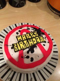 #Borderlands Cake