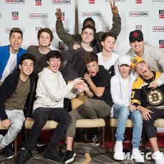 EXCLUSIVE:Cameron Dallas confirmed rumors about meeting all fans of the Magcon Boys... In a place of their own choice!