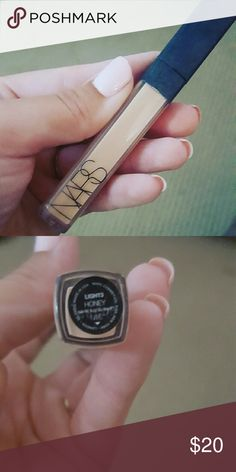 Nars creamy concealer in honey Bought for $30. Too dark for me and no receipt. Used once. NARS Makeup Concealer