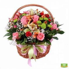 Цветочные Ящики, Срезанные Цветы, Пастельные Цветы, Подарочные Корзины, Цветочные Композиции, Красивые Цветы, Красные Цветы, Желтый, Букеты