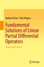 Fundamental solutions of linear partial differential operators : theory and practice / Norbert Ortner. 2015. Máis información:  http://www.springer.com/us/book/9783319201399