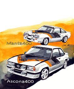 opel-rallye-car-yoshiharu-miyakawa.jpg (750×900)