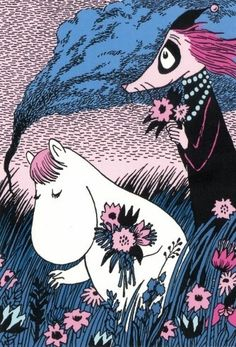 Happy Moomin