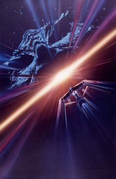 Unused Poster Art for STAR TREK VI