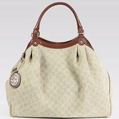 Gucci Sukey Large Top Handle Cabinato Bag