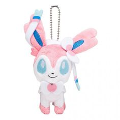 Pokemon Center Original Mascot Plush Pokemon Petit Sylveon New from Japan