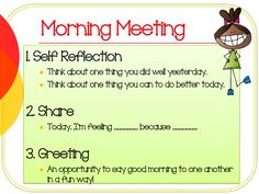 Morning Meeting with Upper Elementary Students Community Building Activities, Building Classroom Community, Teaching Activities, Classroom Behavior, New Classroom, Classroom Setting, Classroom Expectations, Classroom Ideas, Class Meetings