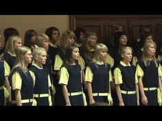 Vox Aurea Finland: Finlandia --- This is inside of me; this video is my name. If you look at me you will see my face; if you watch the video you can glimpse my heart.