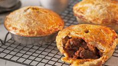 The humble pie became a regular on Australian pub menus in the mid-1800s. Today, millions of pies are gobbled up each year around the country. At AFL finals games, about 90,000 pies are sold in a day!