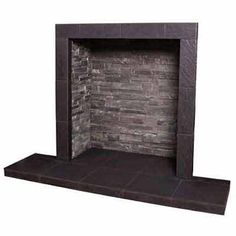 Best Screen Fireplace Remodel slate Ideas Most recent Photos Fireplace Hearth pad Tips 7 Wonderful Ideas: Small Living Room Remodel Floor Pl Wood Burner Fireplace, Slate Fireplace, Fireplace Update, Fireplace Furniture, Fireplace Hearth, Fireplace Remodel, Modern Fireplace, Fireplaces, Gas Stove Fireplace