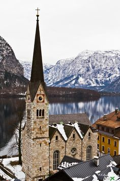 Hallstatt, Austria, ©LX