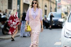 Après New York et Londres, les Fashionistas Ont Débarqué à Milan Jour 5
