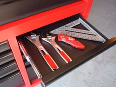 Drawers to Fit Every Tool