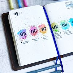 THE BEST rainbow bullet journal spreads! I'm so excited to add these GREAT bullet journal rainbow themes into my own bullet journal. These rainbow bullet journal doodles are a real game changer! December Bullet Journal, Bullet Journal 2020, Bullet Journal Aesthetic, Bullet Journal Ideas Pages, Bullet Journal Spread, Bullet Journal Inspo, Bullet Journal Layout, Bullet Journal Books, Tracker Mood