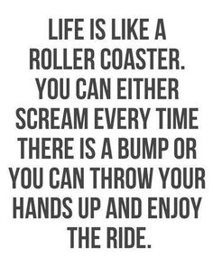 Reposting @missscardoug: This quote is very apt for today as I'm hitting the theme parks of Orlando....!!!! . . . . . . #quotes #quote #quotestoliveby #quotesaboutlife #quoteoftheday #quoteoftoday #todaysquote #life #rollercoaster #lifeisarollercoaster #orlando #themepark