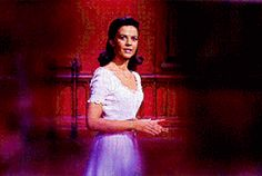 """Natalie Wood and Richard Beymer meet in """"West Side Story"""". West Side Story 1961, Richard Beymer, Can Can T, Miracle On 34th Street, Splendour In The Grass, Natalie Wood, Great Films, Hollywood Star, 25 Years Old"""
