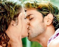 Iconic Kissing scenes of Bollywood