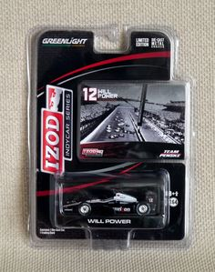 GreenLight 2013 Indycar – No. 12 Will Power/Penske Racing. 1:64 scale. Limited edition. Die-cast metal chassis.   Visit http://thegeniescave.co.uk/product-category/diecast/green-light/